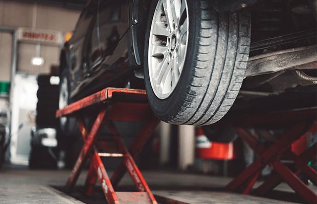 Naprawa i wymiana ogumienia w TIRACH, autach ciężarowych i osobowych