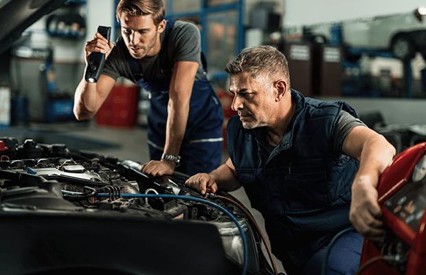 Włodarczyk Serwis –stacjonarny i mobilny warsztat samochodów ciężarowych